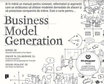 Business Model Generation/Alexander Osterwalder
