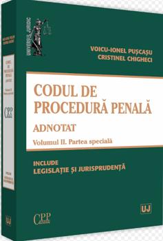 Codul de procedura penala adnotat/Voicu Puscasu