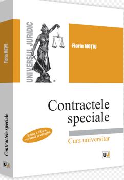 Contractele speciale/Florin Motiu