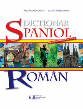 Dictionar Spaniol-Roman/Alexandru Calciu