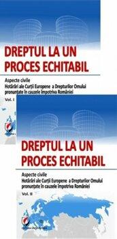 Dreptul la un proces echitabil/***