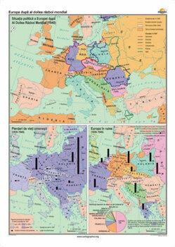 Europa dupa al doilea razboi mondial/***