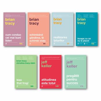 Pachet Atitudine/Brian Tracy