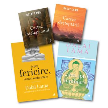 Pachet Dalai Lama/***