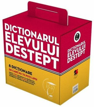 Pachet: Dictionarul elevului destept/***