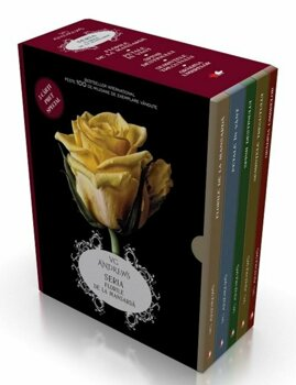 Pachet Florile de la mansarda(5 carti)/***