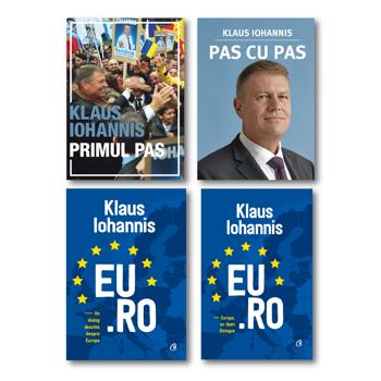 Pachet Iohannis/Klaus Iohannis