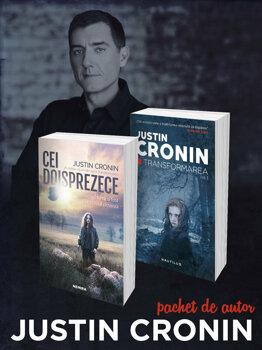 Pachet Justin Cronin/Justin Cronin