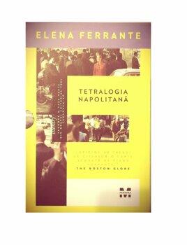 Pachet Tetralogia Napolitana/Elena Ferrante