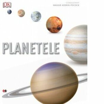 Planetele. Ghid ilustrat complet al sistemului solar./***