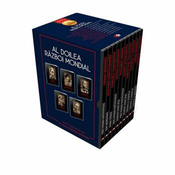 Set mari comandanti in al doilea razboi mondial (10 volume)/***